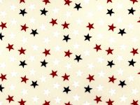108 Inch Backing Stars on Natural