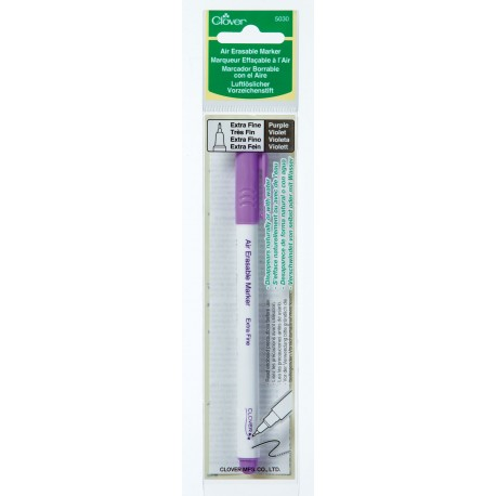 Air Erasable Marker Purple (Extra Fine)
