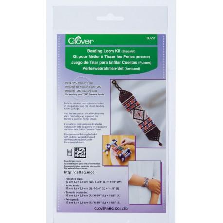 Clover Beading Loom Kit Bracelet 9923