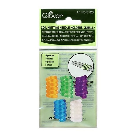 Coil Knitting Needle Holder Small