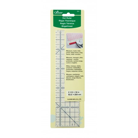 Clover Hot Ruler 7811