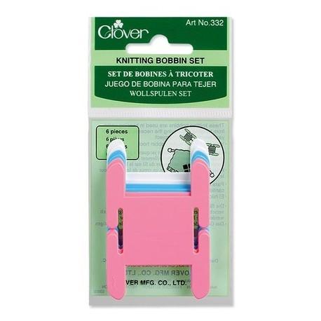 Knitting Bobbin Set