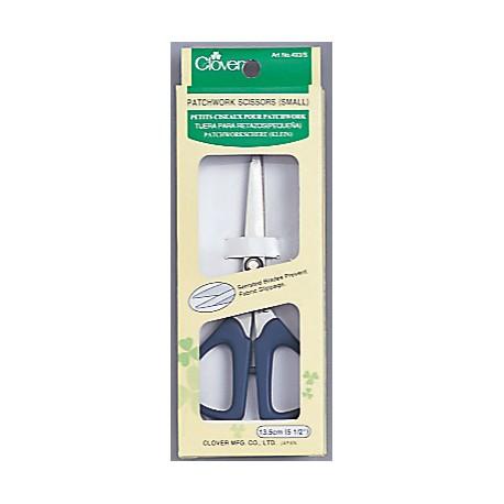 Patchwork Scissors Small Clover 493/S