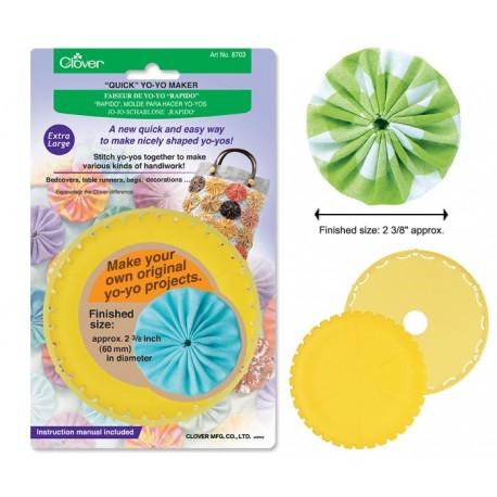 Quick Yo-yo Maker (XL) by Clover