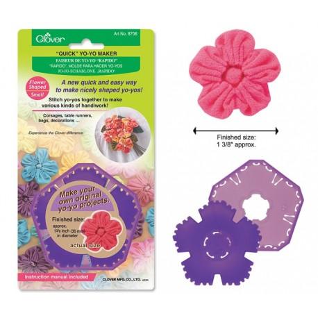 Flower Quick Yo-yo Maker (S)