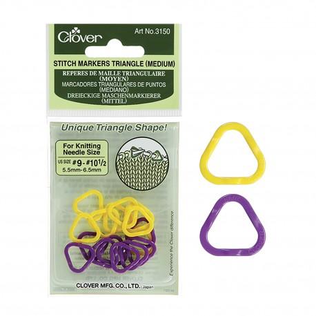Stitch Markers Triangle (M)