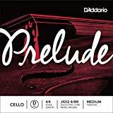 D'Addario Prelude 4/4 Cello D String Medium Tension