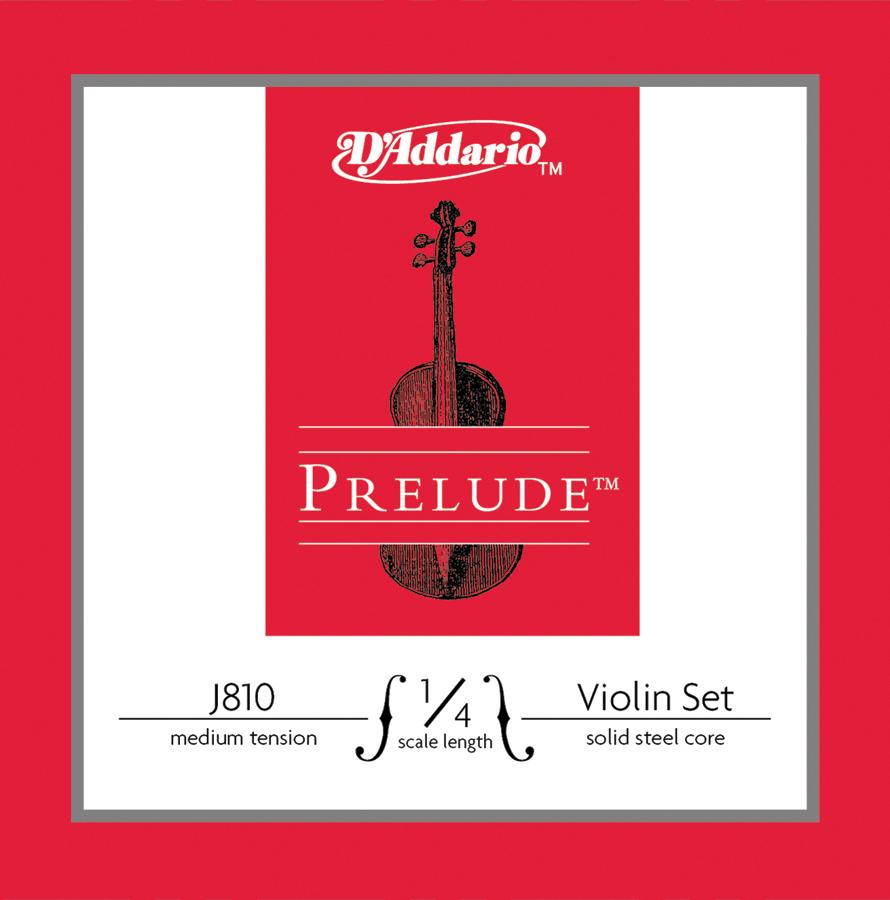 Prelude 1/4 Violin Strings