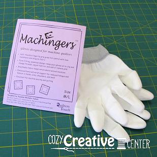 Machingers Gloves, M/L