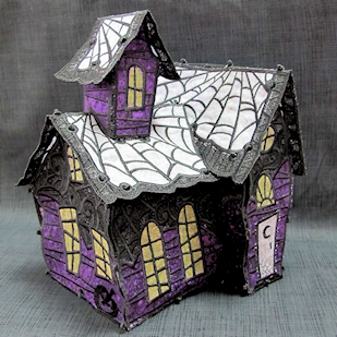 Haunted House - Freestanding Lace