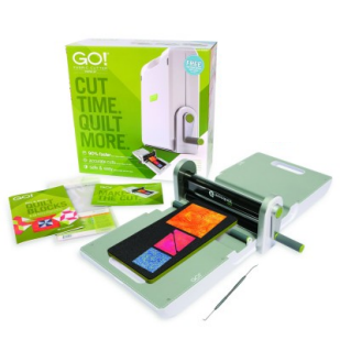 GO! Fabric Cutter Starter Set