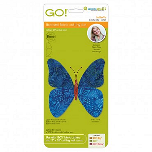Accuquilt GO! Butterfly