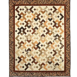 Yin Yang Pattern CQD1003
