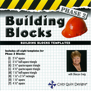 Shop Kit - Building Blocks Templates - Phase 2