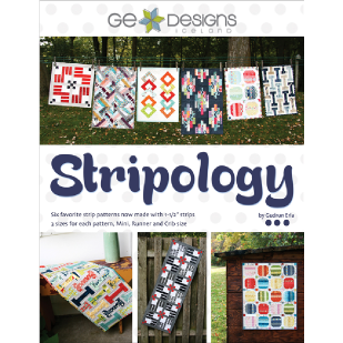 Stripology by Gudrun Erla