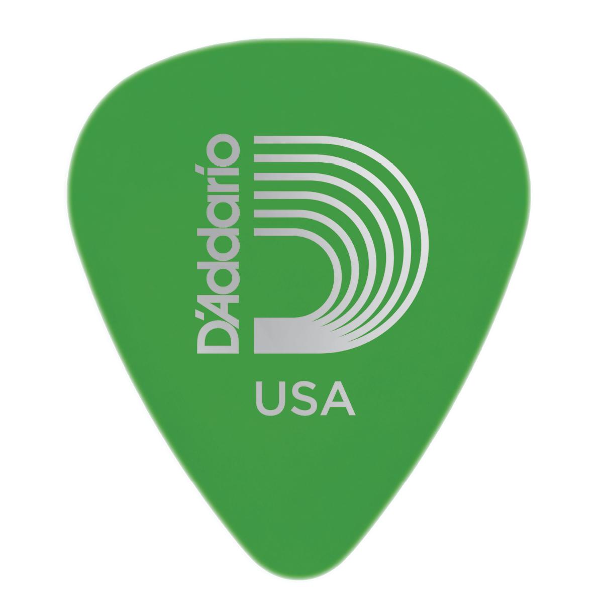 Planet Waves Duralin Guitar Picks, Medium, 25 pack