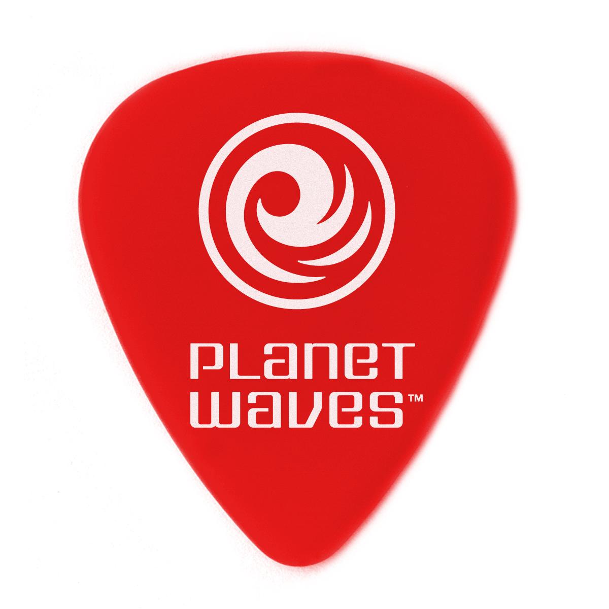 Planet Waves Duralin Guitar Picks, Super Light, 25 Pack