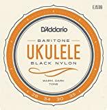 D'Addario EJ53B Pro-Arte Rectified Ukulele Strings Baritone