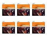 D'Addario EJ65B Pro-Arte Custom Extruded Nylon Ukulele Strings Baritone