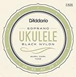D'Addario EJ53S Pro-Arte Rectified Ukulele Strings, Hawaiian-Concert