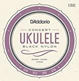 D'Addario EJ53C Pro-Arte Rectified Ukulele Strings, Hawaiian-Concert