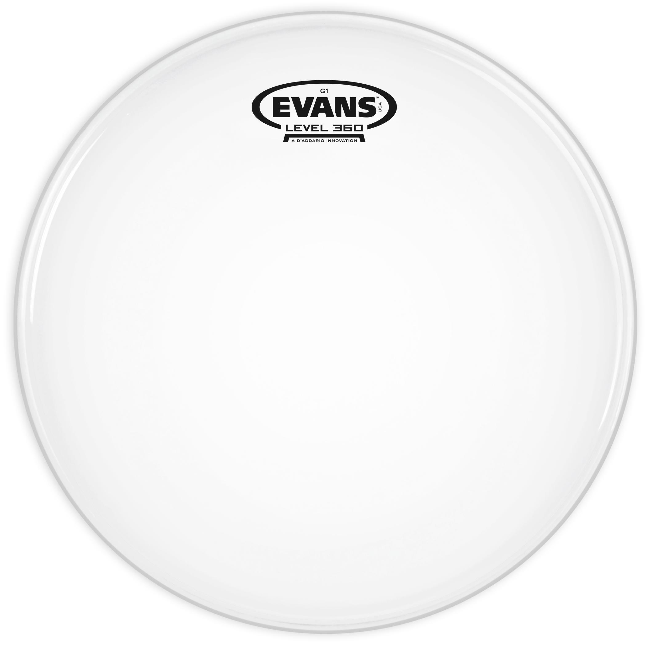 Evans G1 Coated Drum Head 6 Inch