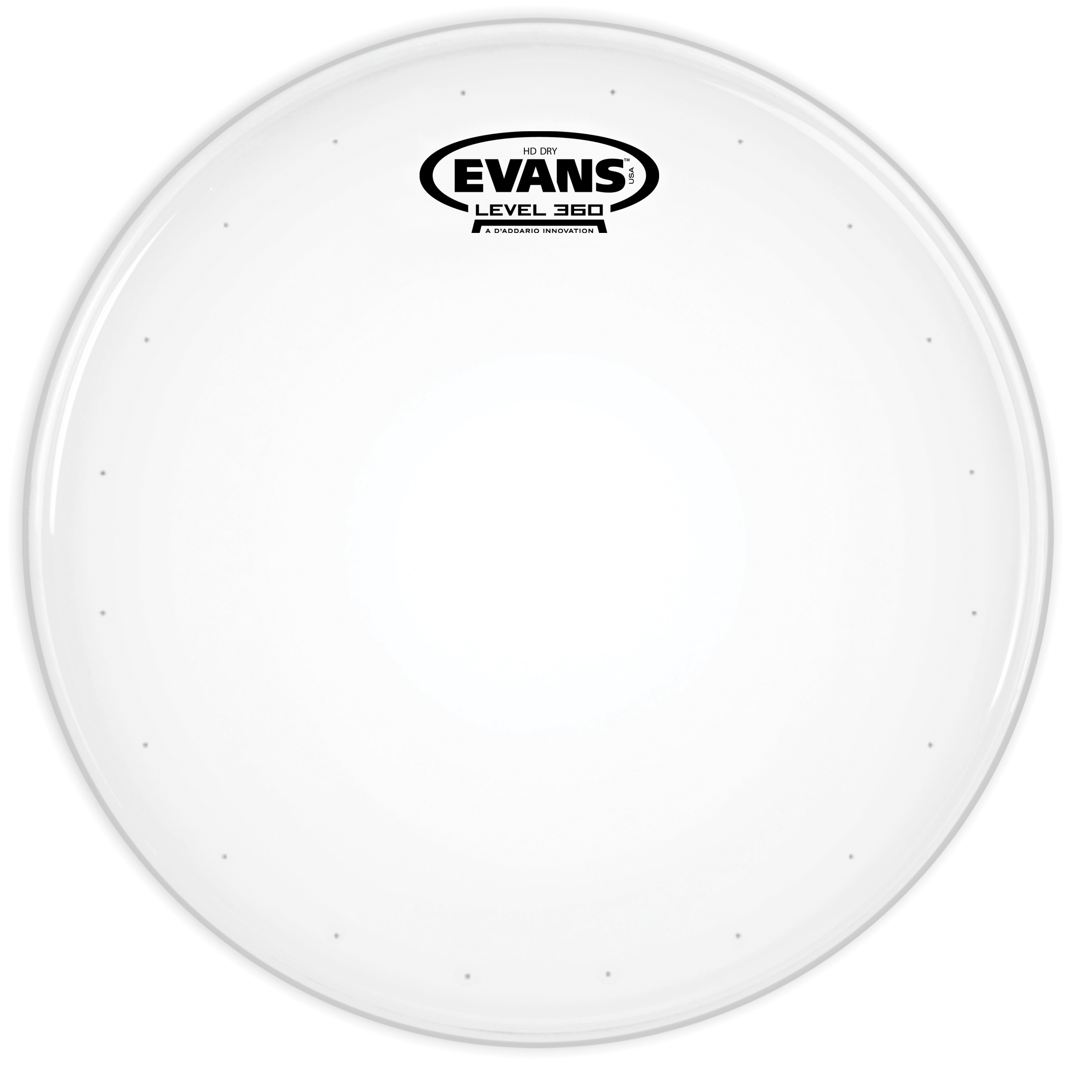 Evans Genera HD Dry Drum Head 14 Inch