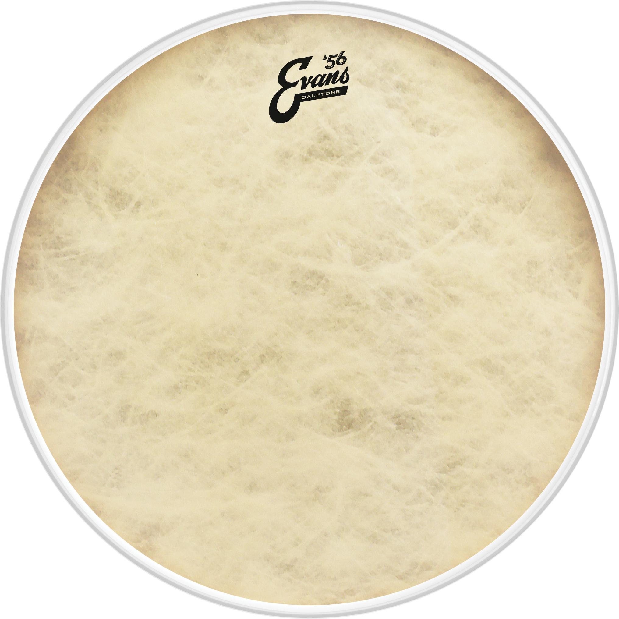 Evans Calftone Bass Drum Head 20 Inch