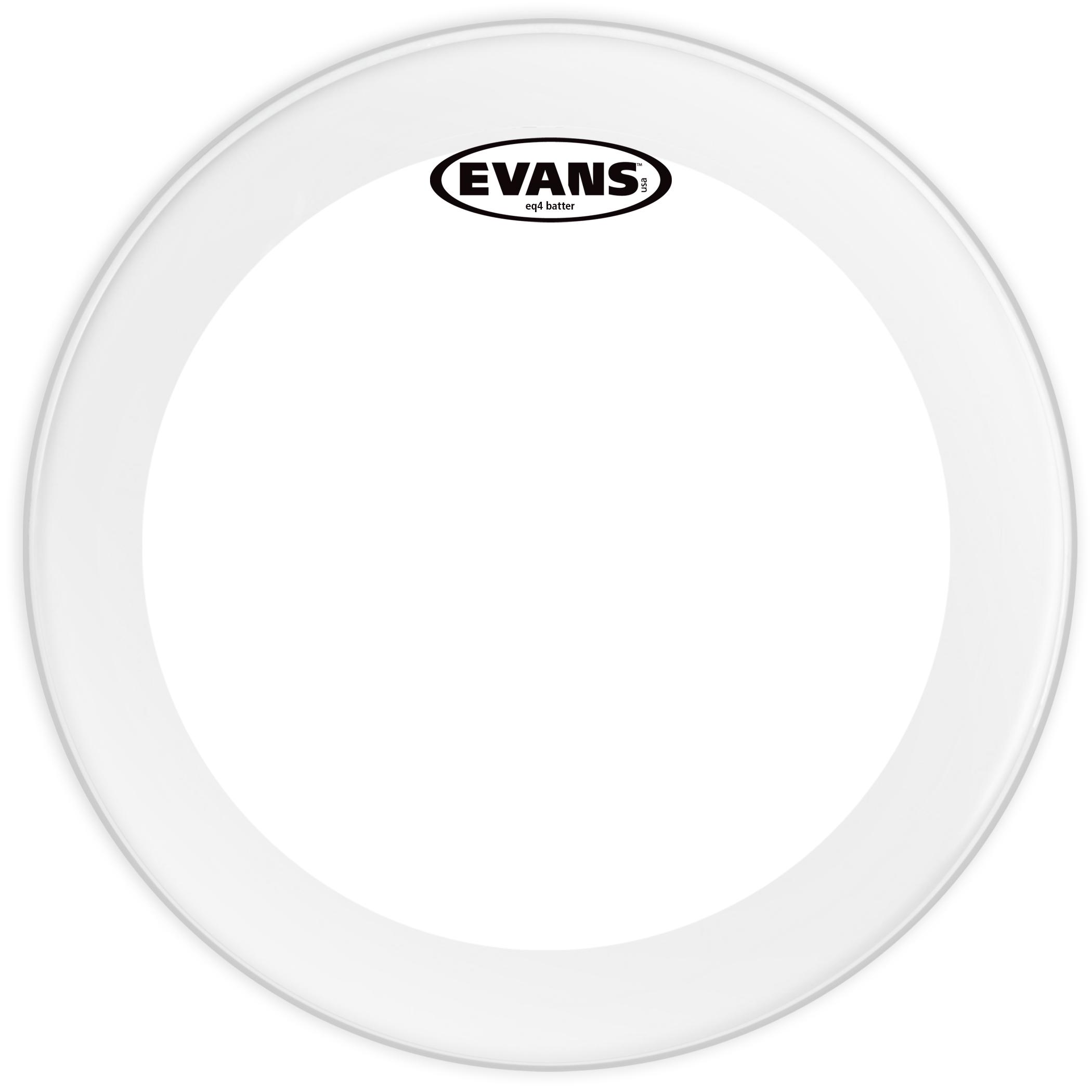 EQ4 Single Ply Bass Head 22
