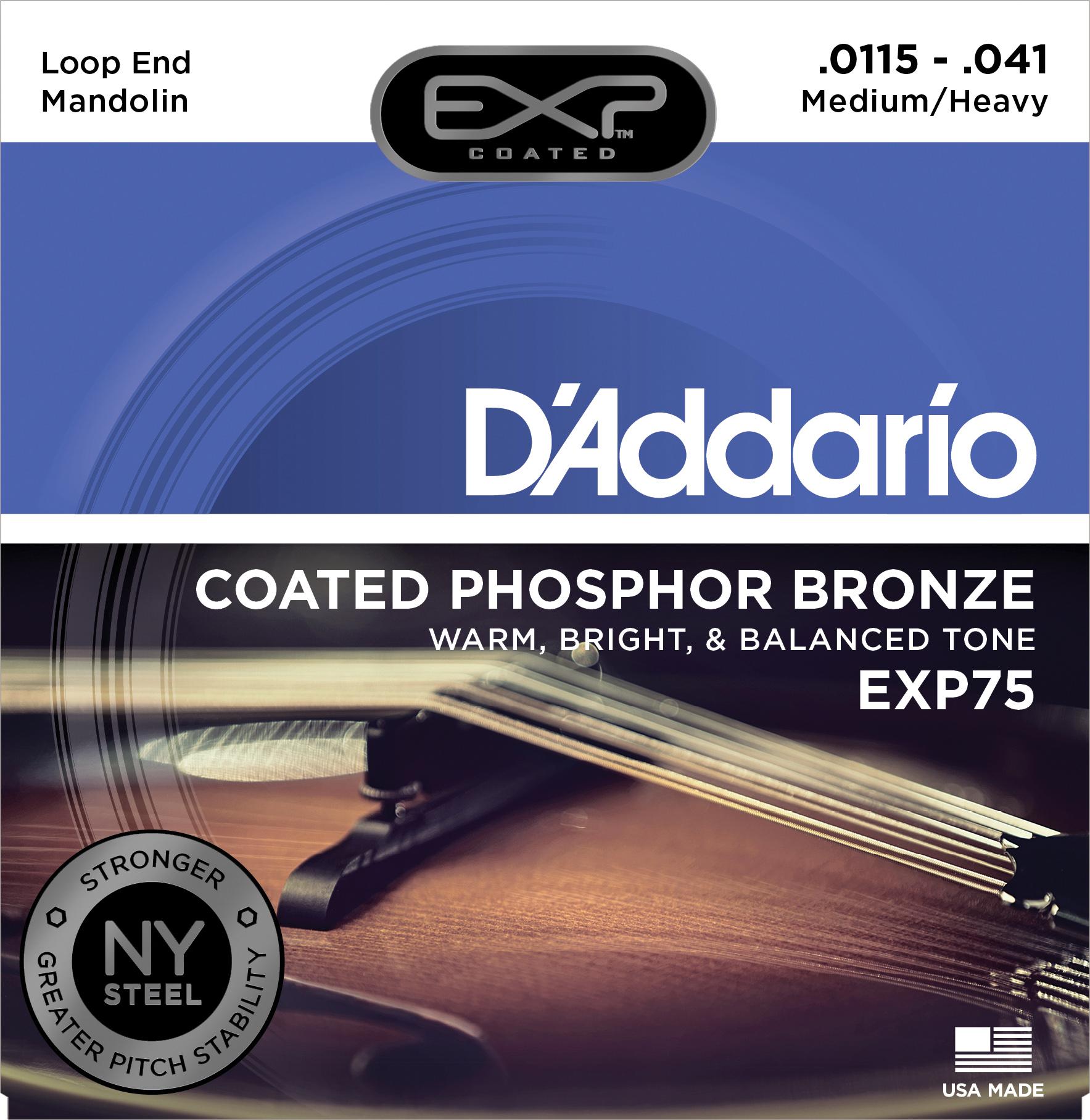 D'Addario EXP75