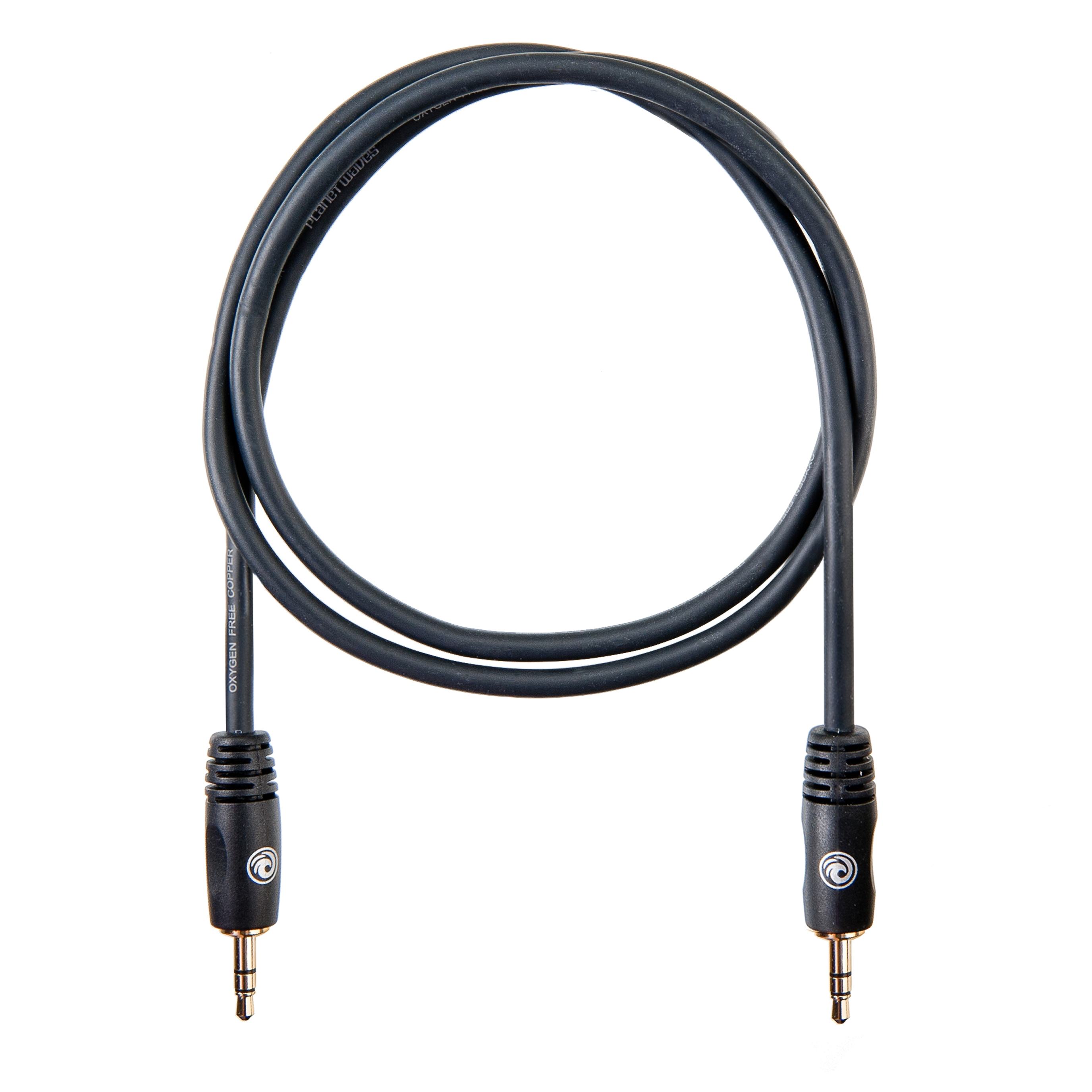 Cable - PW Custom 3' 1/8 - 1/8 TRS  PW-MC-03