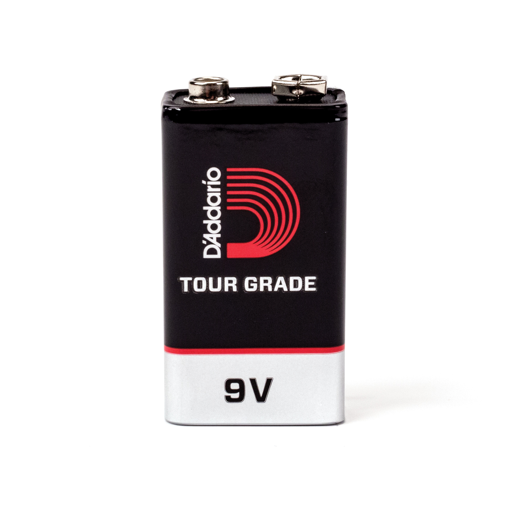 D'Addario PW-9V-02  Tour-Grade 9v Battery Packs