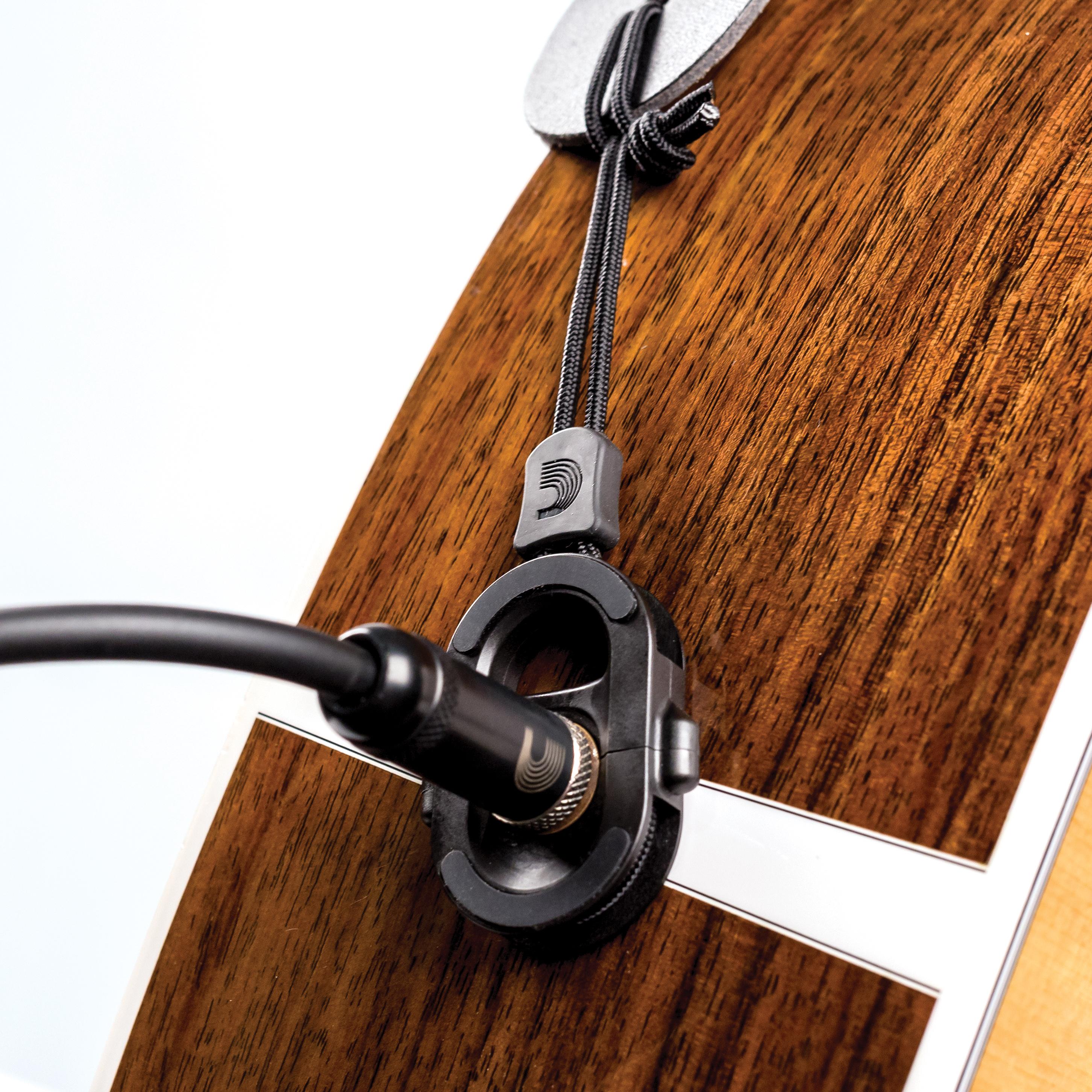 D'Addario Cinchfit Acoustic Jack Lock PW-AJL-01