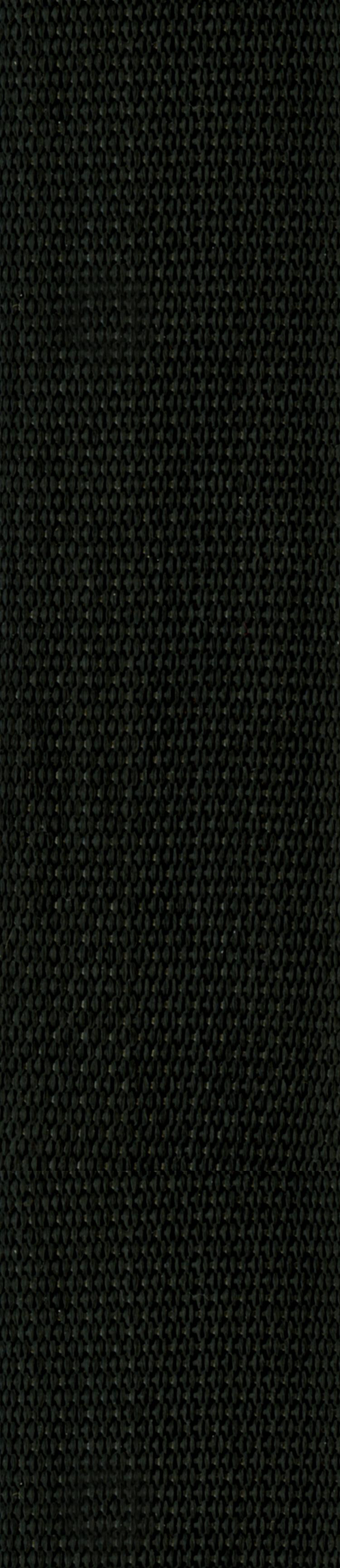 Planet Waves Polypropylene Guitar Strap Black