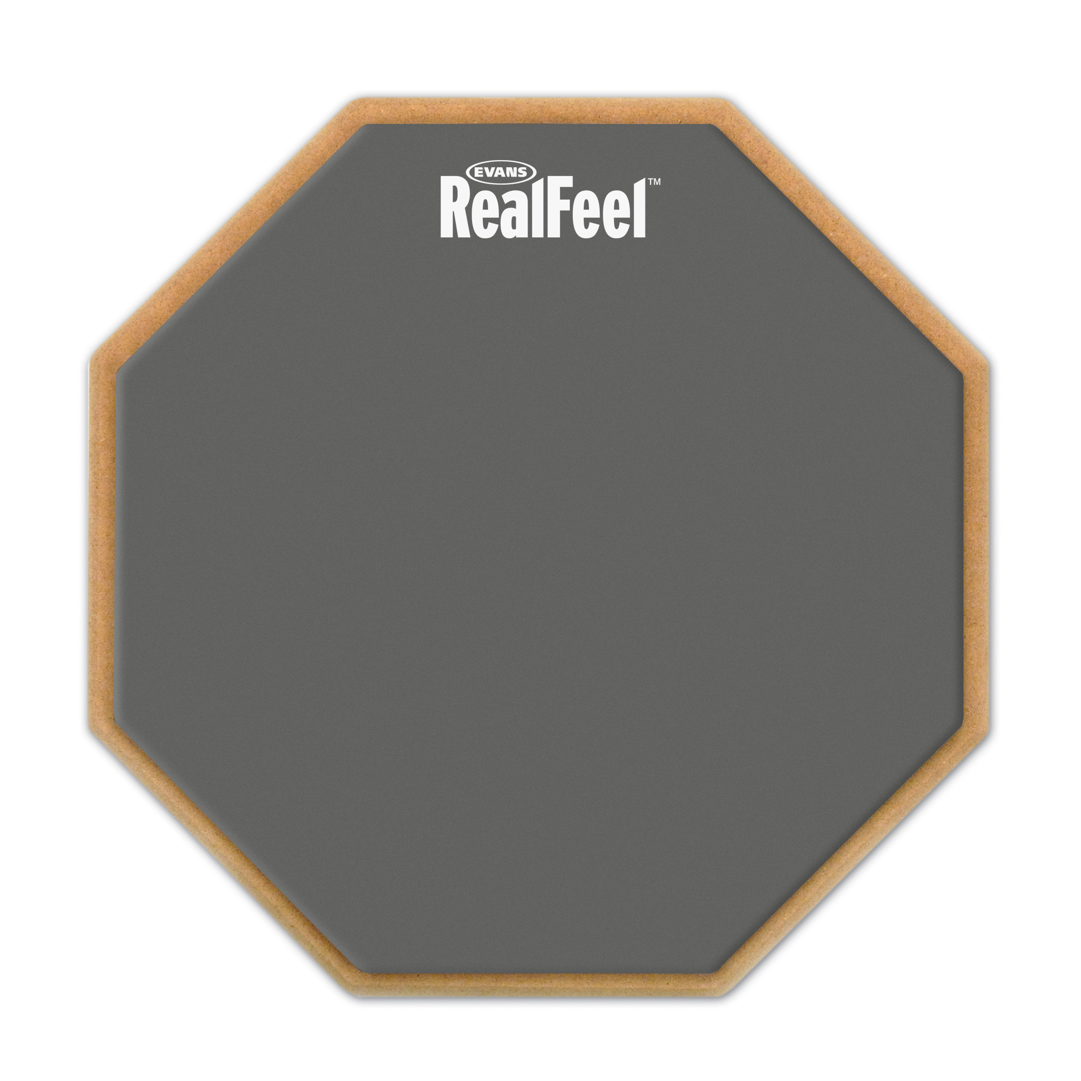 RealFeel by Evans 2-Sided Practice Pad 6 Inch
