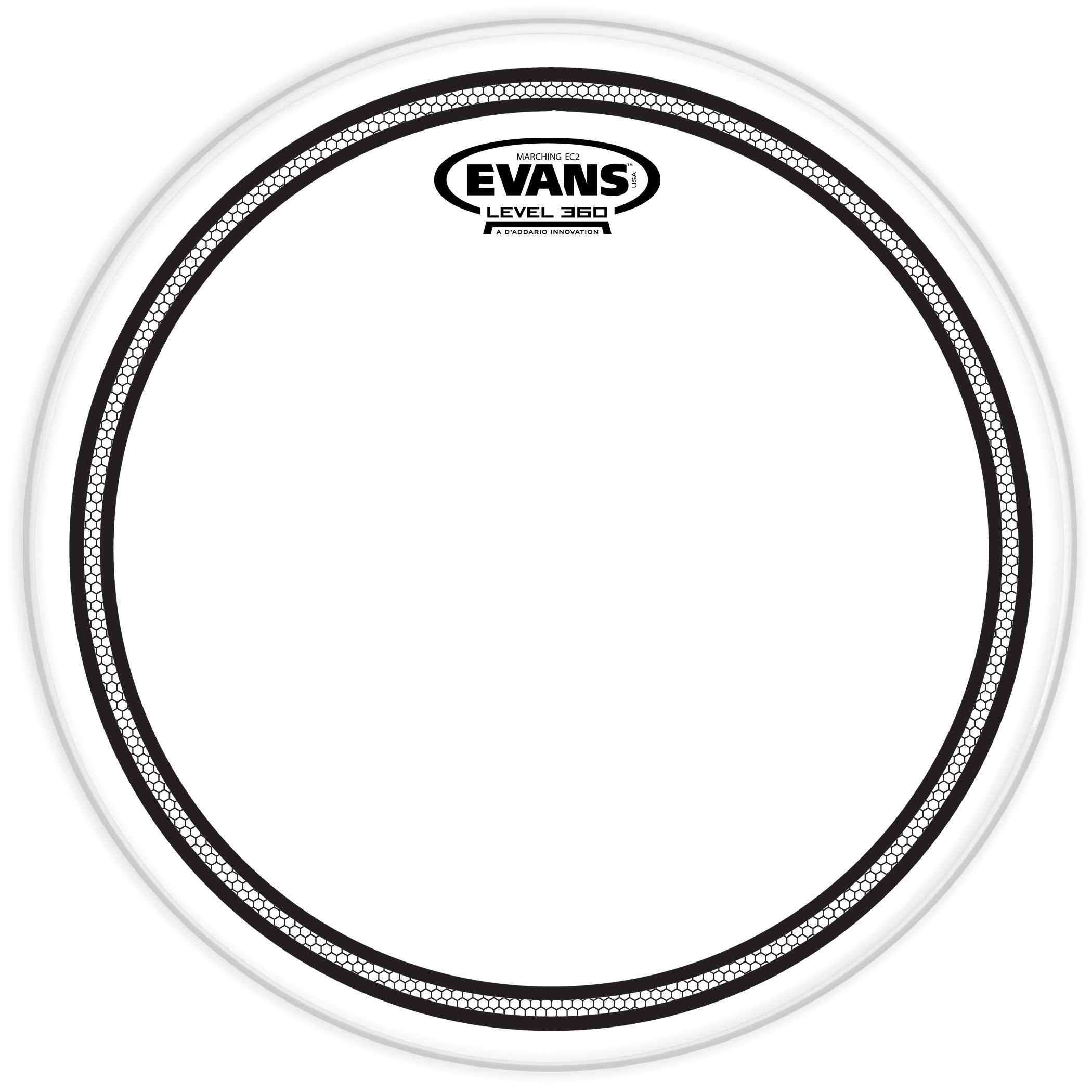 Evans Marching EC2S Tenor 6 inch