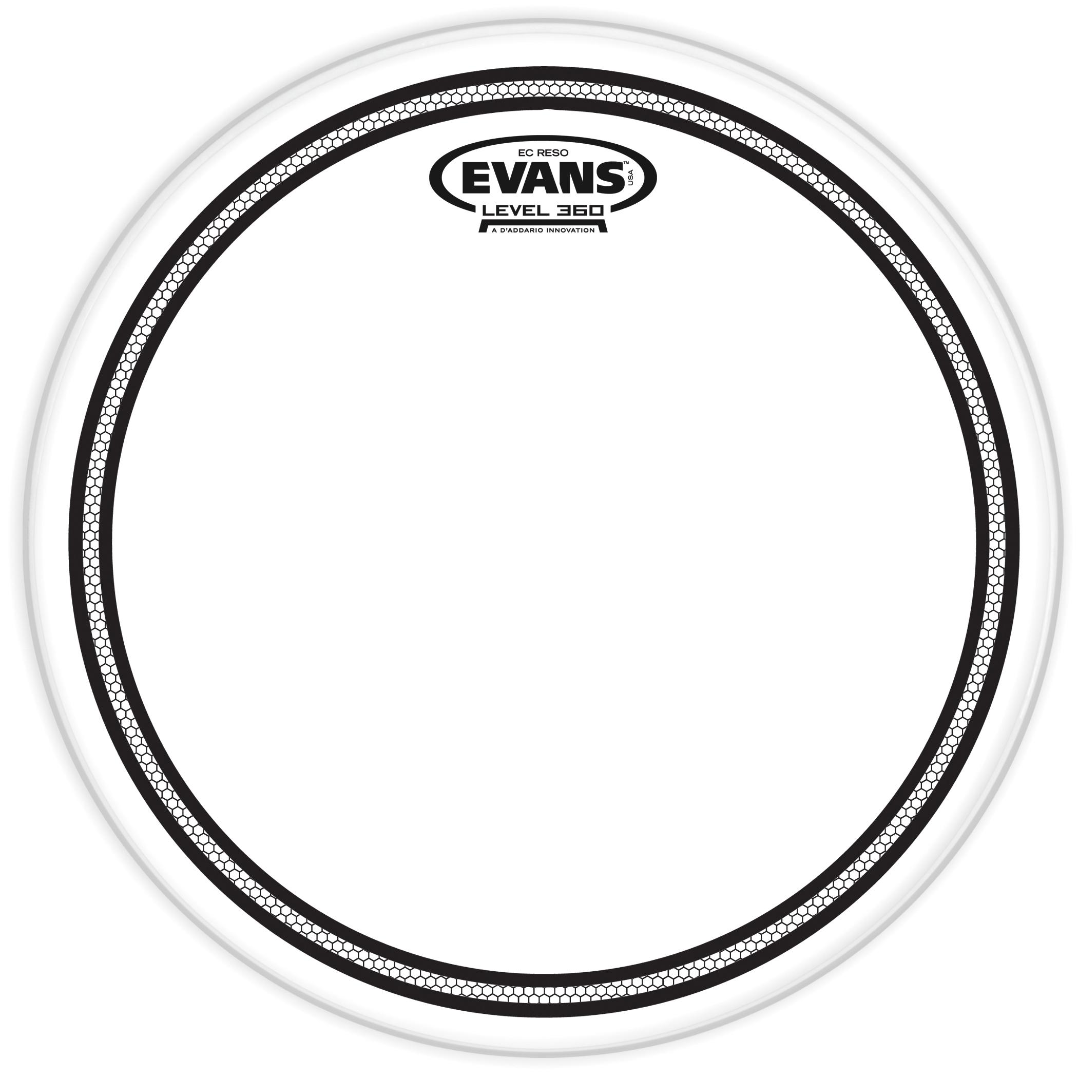 Evans EC Resonant Drum Head 10 Clear TT10ECR