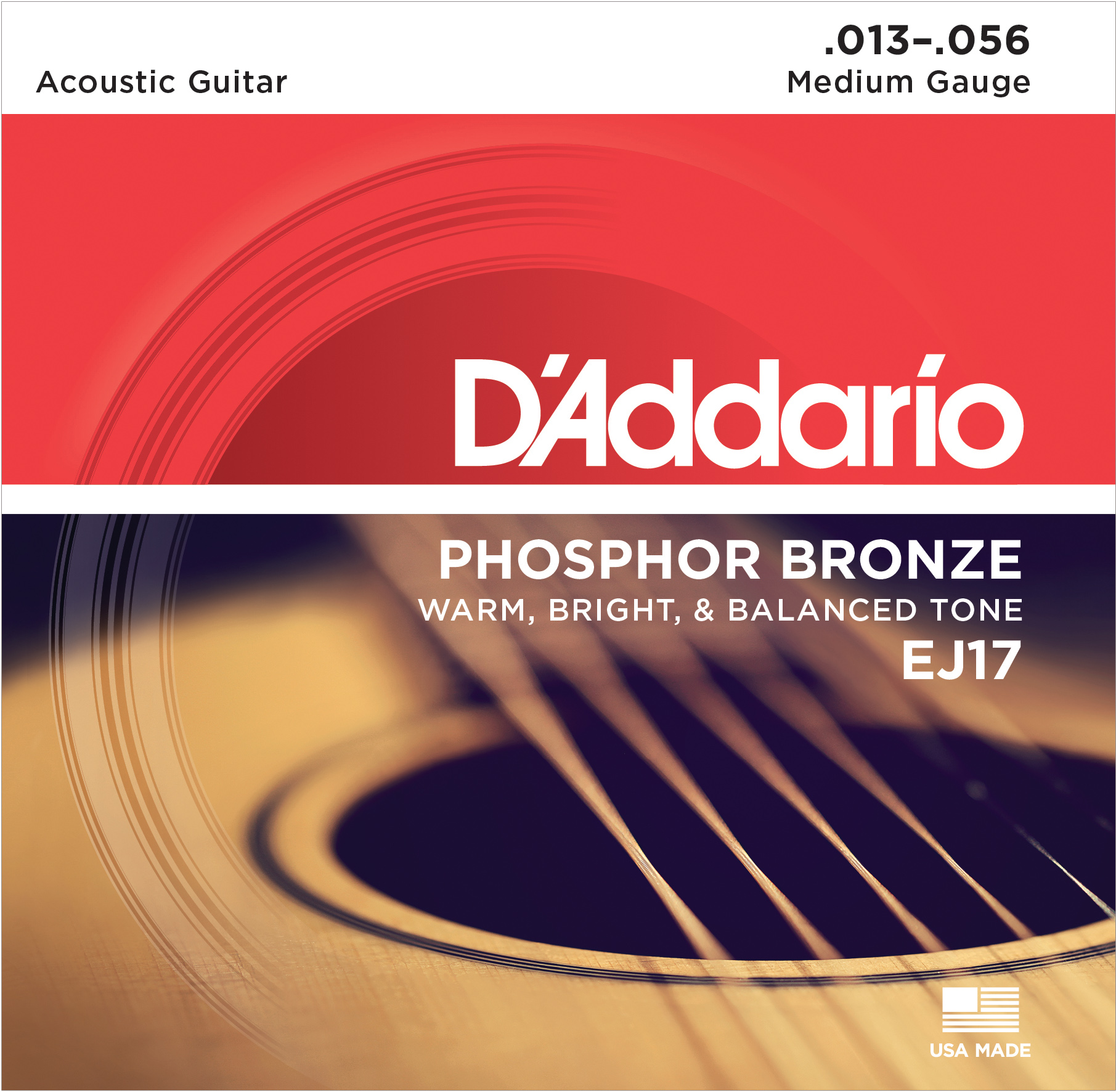 Medium PHOSPHOR BRONZE