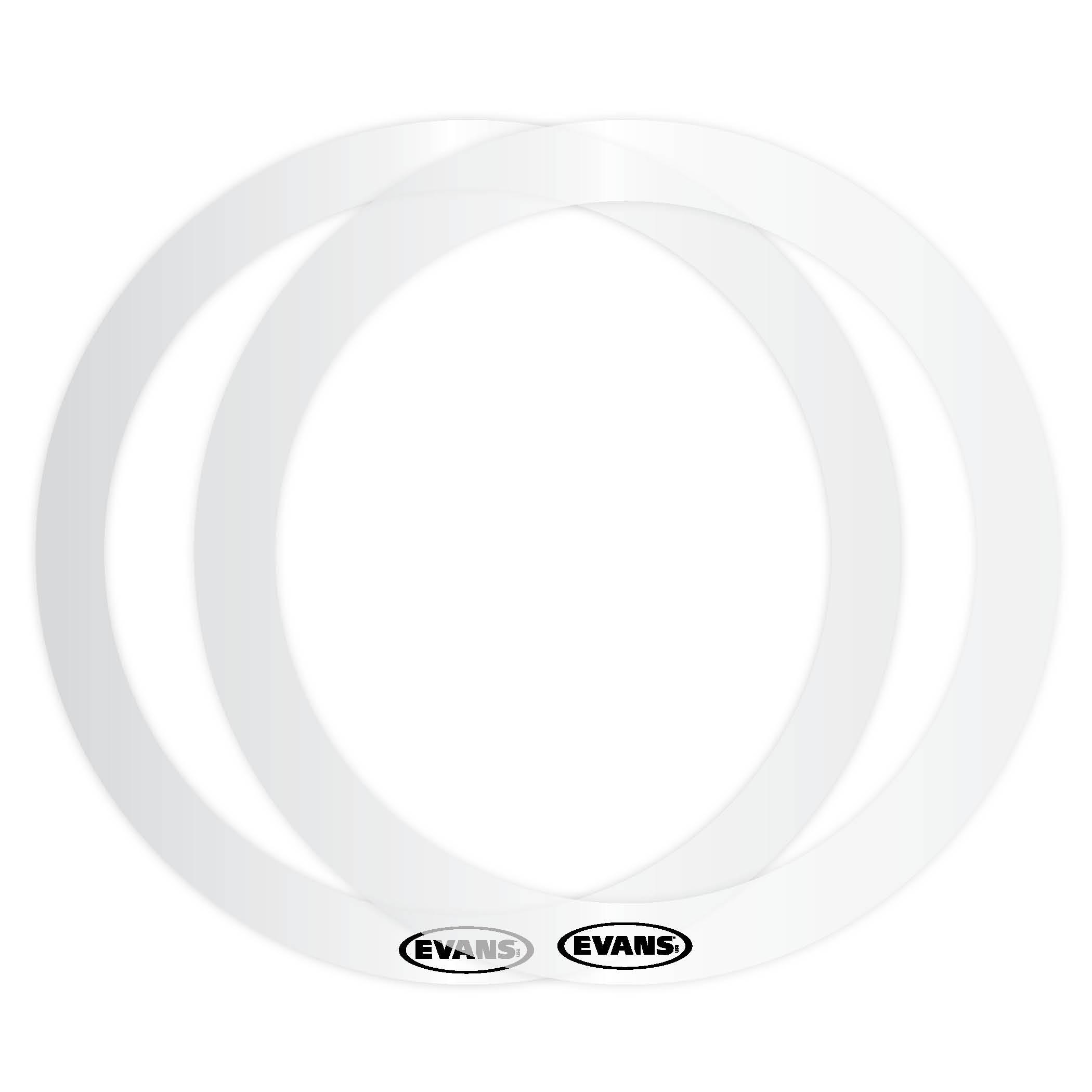 Evans E-Ring Snare Pack
