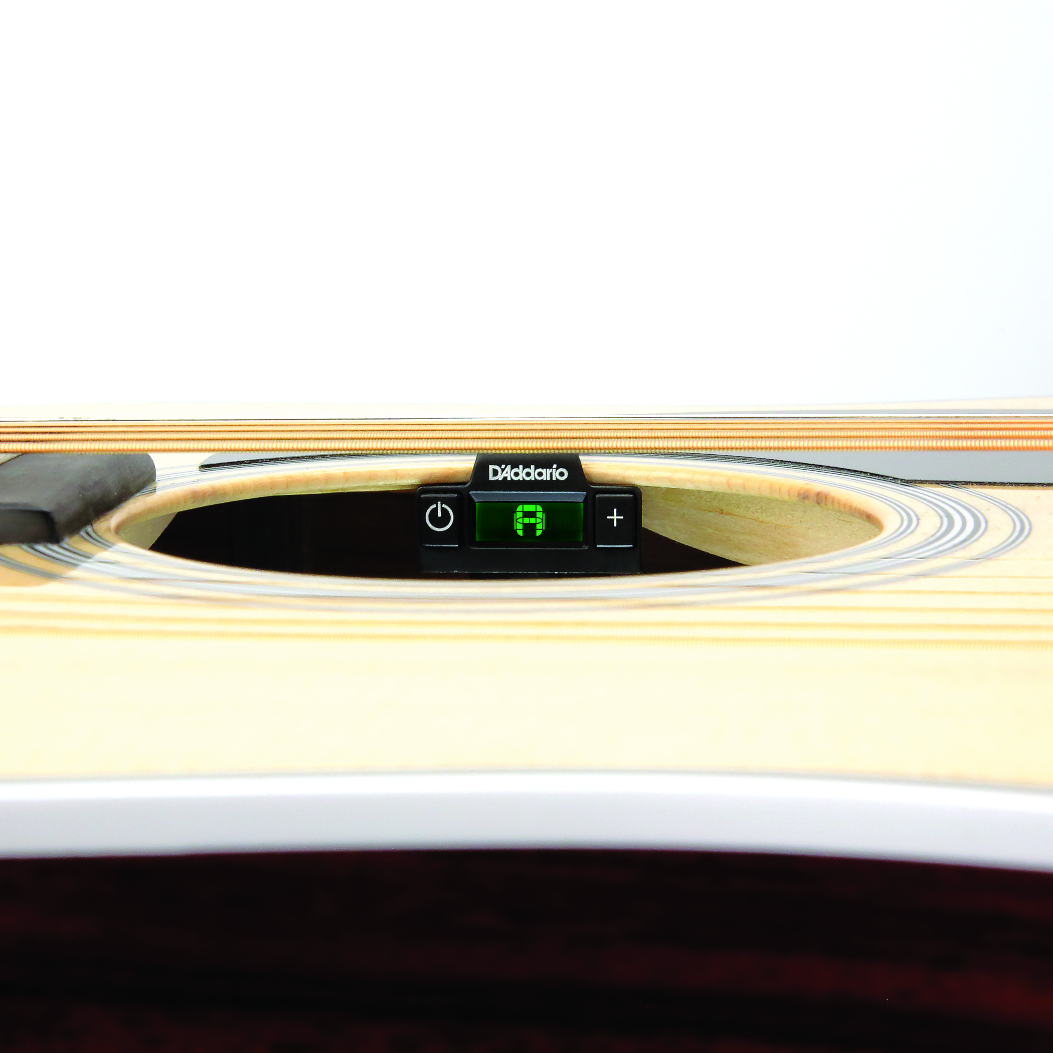 NS Micro Soundhole Tuner, by D'Addario