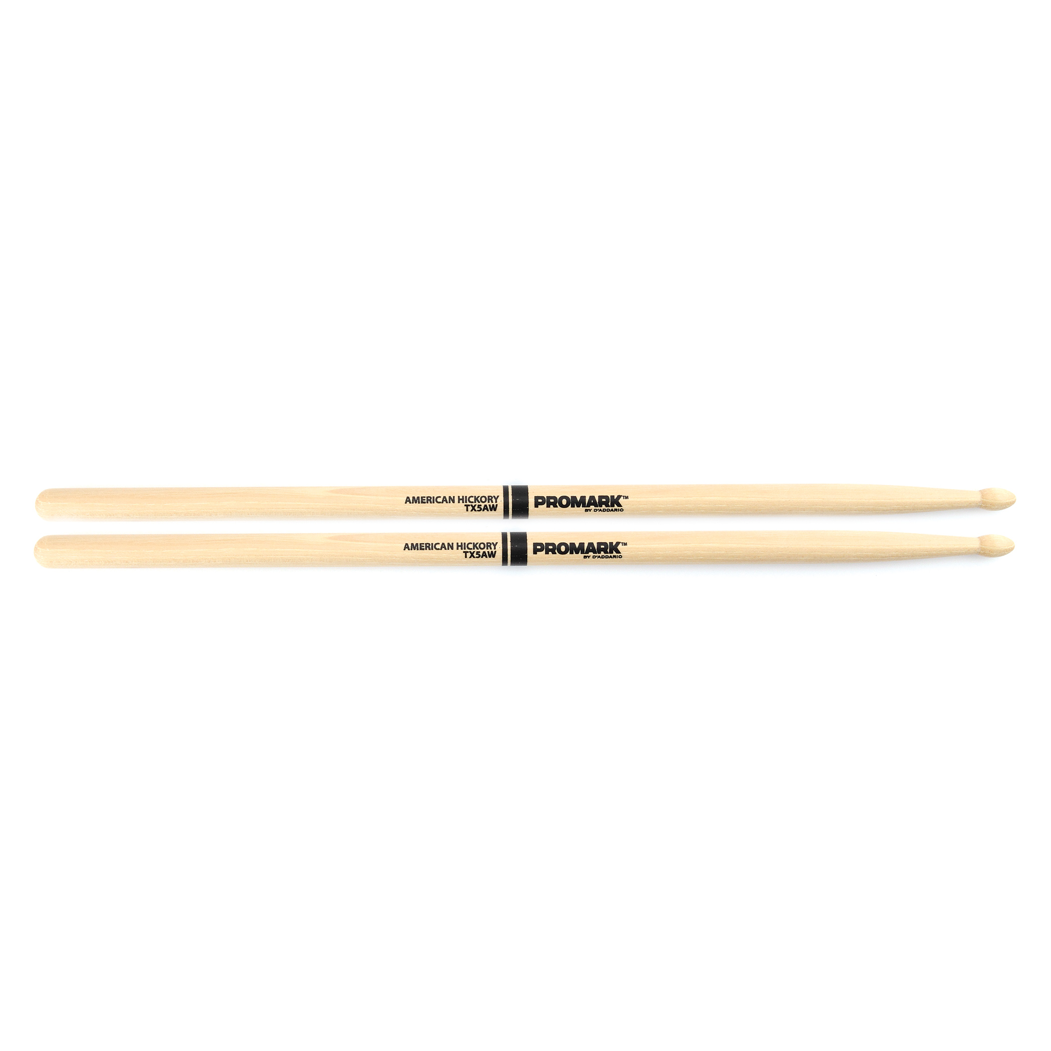 HICKORY 5A WOOD TIP