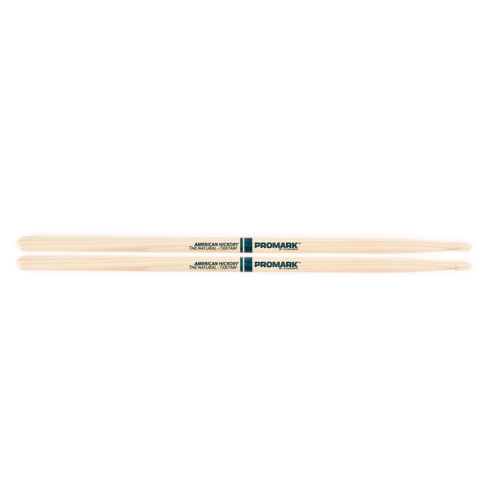 Promark Classic Natural 7A Wood Tip Drumsticks