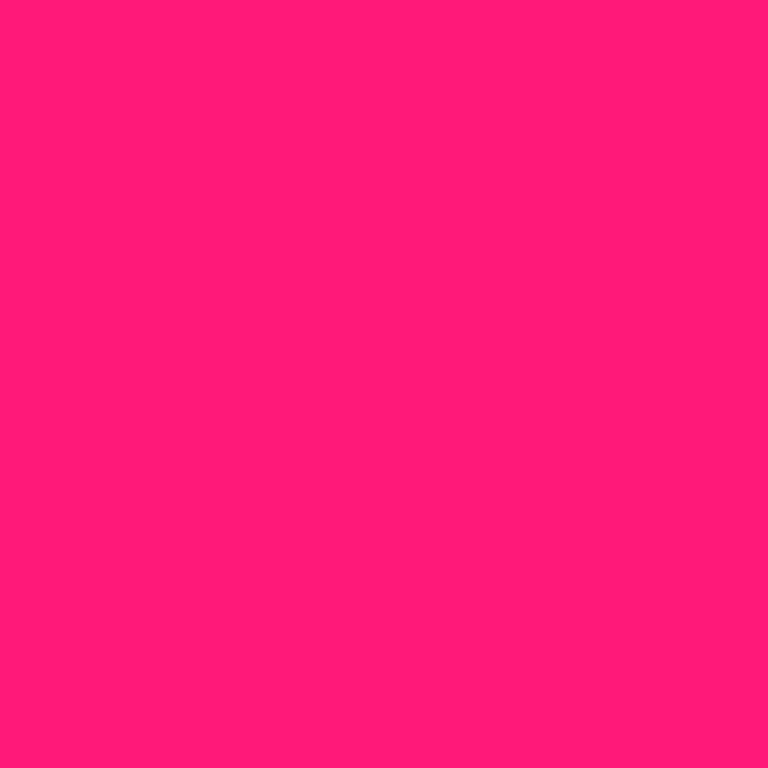 David Textile Solid Fleece Neon Pink 58