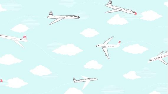Jetsetter - #STELLA-864-Sky