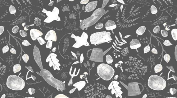 Dear Stella Autumn Journal Peat