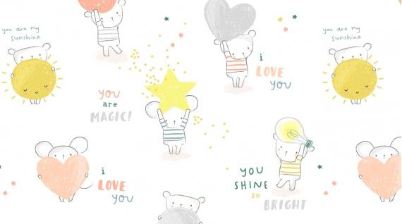 Shine Bright (White)