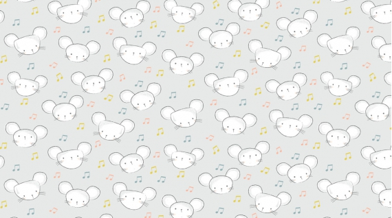 Mouse Heads (Ghost)