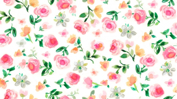 Daybreak Rosey White