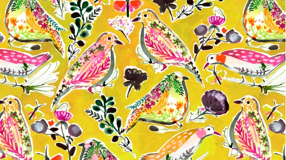 Harvest Birds (Multi) Spice Things Up