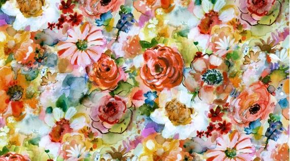 Floral Wash (Multi)